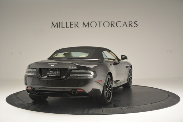 Used 2016 Aston Martin DB9 GT Volante for sale Sold at Alfa Romeo of Westport in Westport CT 06880 19