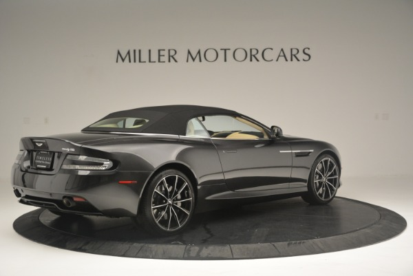Used 2016 Aston Martin DB9 GT Volante for sale Sold at Alfa Romeo of Westport in Westport CT 06880 20
