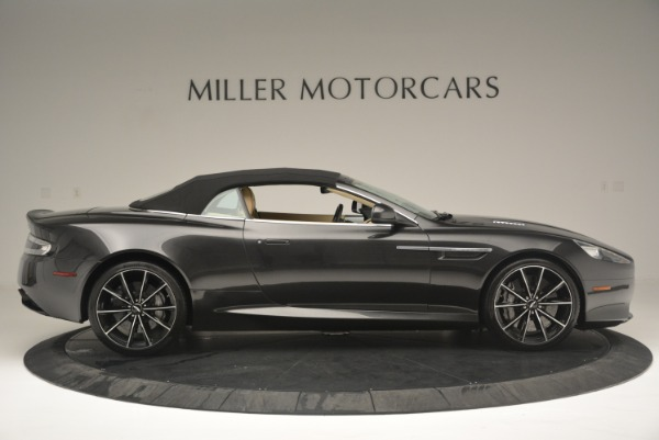 Used 2016 Aston Martin DB9 GT Volante for sale Sold at Alfa Romeo of Westport in Westport CT 06880 21
