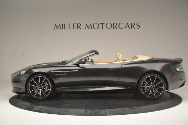 Used 2016 Aston Martin DB9 GT Volante for sale Sold at Alfa Romeo of Westport in Westport CT 06880 3