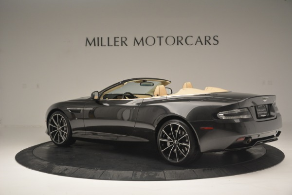 Used 2016 Aston Martin DB9 GT Volante for sale Sold at Alfa Romeo of Westport in Westport CT 06880 4