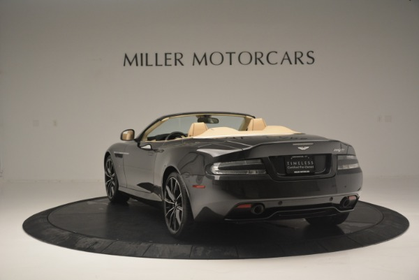 Used 2016 Aston Martin DB9 GT Volante for sale Sold at Alfa Romeo of Westport in Westport CT 06880 5