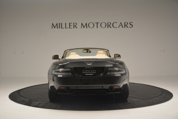 Used 2016 Aston Martin DB9 GT Volante for sale Sold at Alfa Romeo of Westport in Westport CT 06880 6