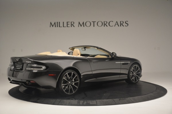 Used 2016 Aston Martin DB9 GT Volante for sale Sold at Alfa Romeo of Westport in Westport CT 06880 8