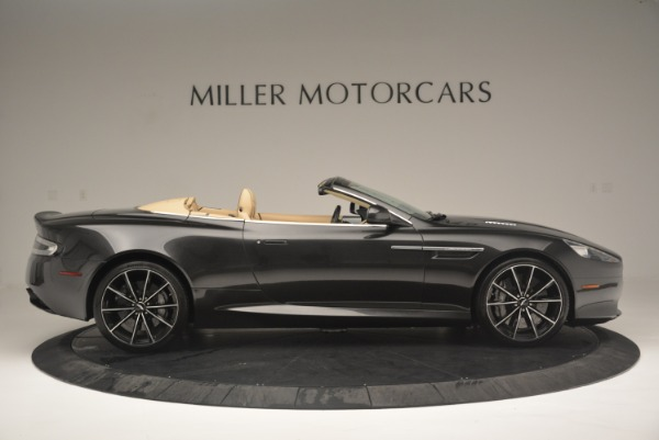 Used 2016 Aston Martin DB9 GT Volante for sale Sold at Alfa Romeo of Westport in Westport CT 06880 9