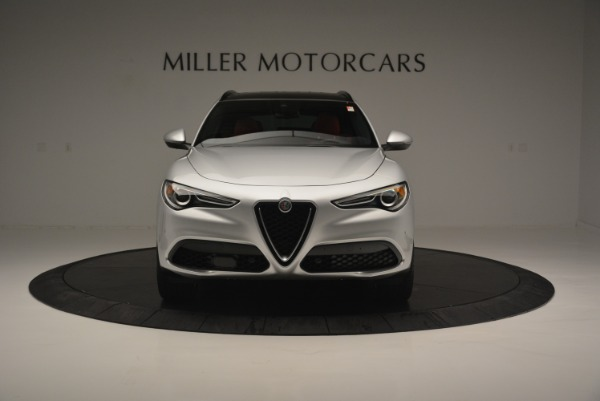 Used 2018 Alfa Romeo Stelvio Ti Sport Q4 for sale $36,900 at Alfa Romeo of Westport in Westport CT 06880 13