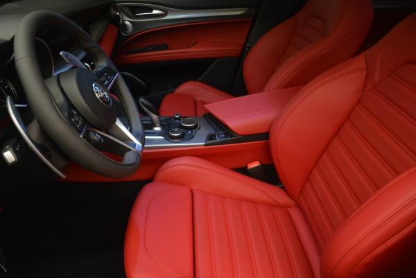 Used 2018 Alfa Romeo Stelvio Ti Sport Q4 for sale $36,900 at Alfa Romeo of Westport in Westport CT 06880 15