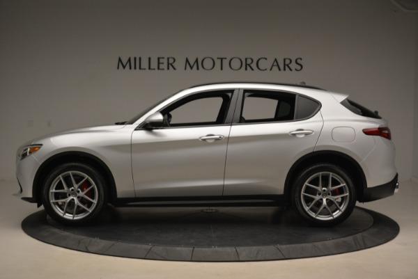New 2018 Alfa Romeo Stelvio Ti Sport Q4 for sale Sold at Alfa Romeo of Westport in Westport CT 06880 3