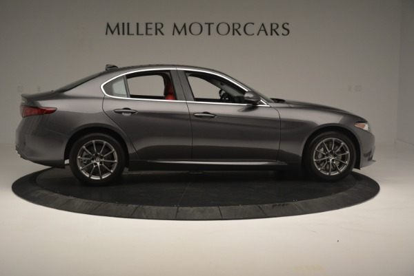 New 2018 Alfa Romeo Giulia Q4 for sale Sold at Alfa Romeo of Westport in Westport CT 06880 14