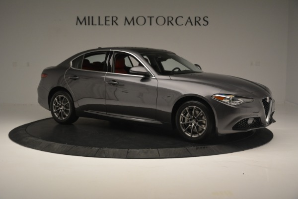 New 2018 Alfa Romeo Giulia Q4 for sale Sold at Alfa Romeo of Westport in Westport CT 06880 15