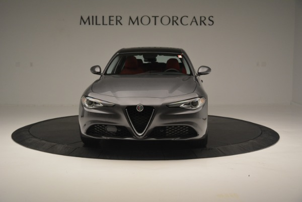 New 2018 Alfa Romeo Giulia Q4 for sale Sold at Alfa Romeo of Westport in Westport CT 06880 17