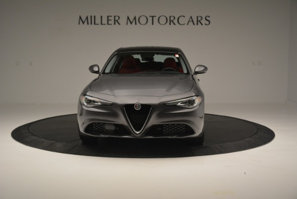 New 2018 Alfa Romeo Giulia Q4 for sale Sold at Alfa Romeo of Westport in Westport CT 06880 18
