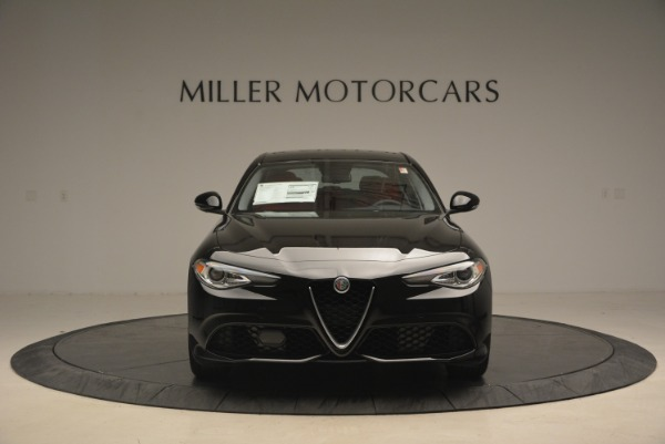 New 2018 Alfa Romeo Giulia Sport Q4 for sale Sold at Alfa Romeo of Westport in Westport CT 06880 12