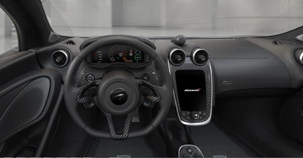 New 2018 McLaren 570GT for sale Sold at Alfa Romeo of Westport in Westport CT 06880 3
