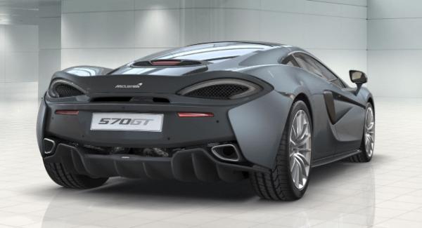 New 2018 McLaren 570GT for sale Sold at Alfa Romeo of Westport in Westport CT 06880 5
