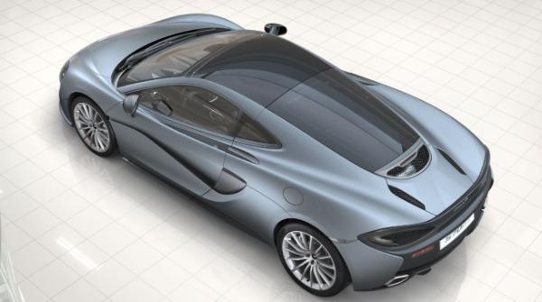 New 2018 McLaren 570GT for sale Sold at Alfa Romeo of Westport in Westport CT 06880 6