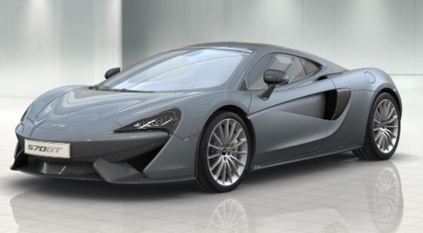 New 2018 McLaren 570GT for sale Sold at Alfa Romeo of Westport in Westport CT 06880 1