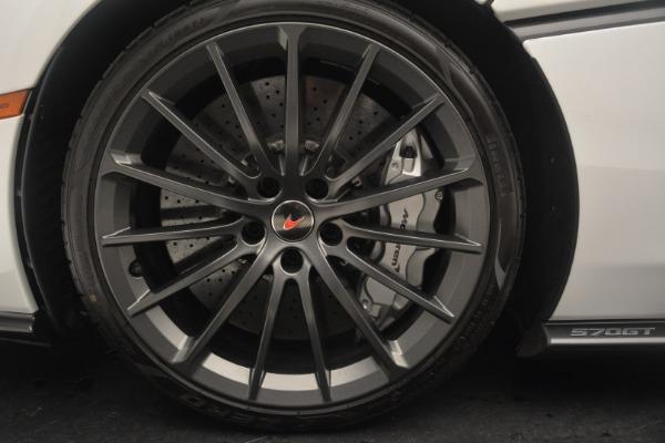 Used 2018 McLaren 570GT for sale Sold at Alfa Romeo of Westport in Westport CT 06880 15