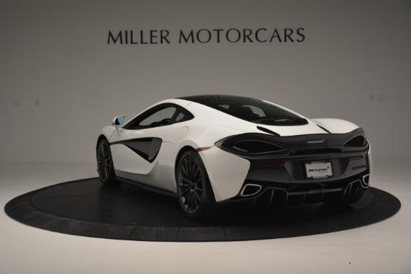 Used 2018 McLaren 570GT for sale Sold at Alfa Romeo of Westport in Westport CT 06880 5