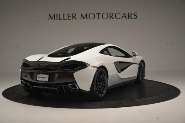 Used 2018 McLaren 570GT for sale Sold at Alfa Romeo of Westport in Westport CT 06880 7