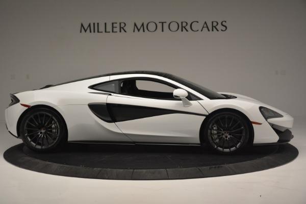 Used 2018 McLaren 570GT for sale Sold at Alfa Romeo of Westport in Westport CT 06880 9