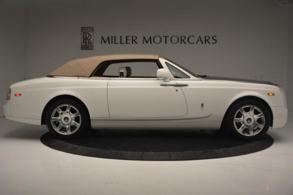 Used 2013 Rolls-Royce Phantom Drophead Coupe for sale Sold at Alfa Romeo of Westport in Westport CT 06880 14