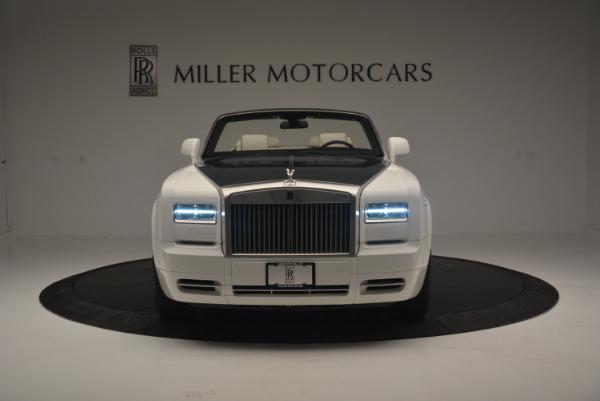 Used 2013 Rolls-Royce Phantom Drophead Coupe for sale Sold at Alfa Romeo of Westport in Westport CT 06880 8