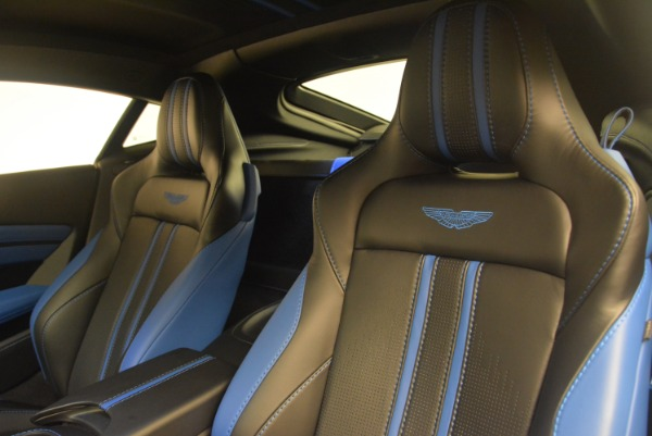 Used 2019 Aston Martin Vantage Coupe for sale Sold at Alfa Romeo of Westport in Westport CT 06880 18