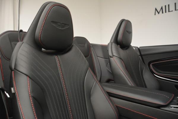 New 2019 Aston Martin DB11 V8 Convertible for sale Sold at Alfa Romeo of Westport in Westport CT 06880 27