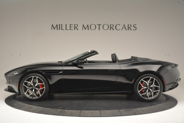 New 2019 Aston Martin DB11 V8 Convertible for sale Sold at Alfa Romeo of Westport in Westport CT 06880 3