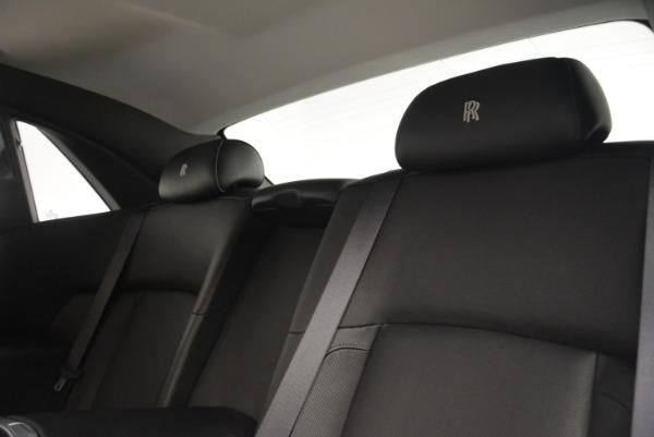 Used 2012 Rolls-Royce Ghost for sale Sold at Alfa Romeo of Westport in Westport CT 06880 18