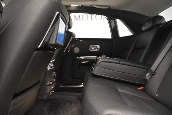 Used 2012 Rolls-Royce Ghost for sale Sold at Alfa Romeo of Westport in Westport CT 06880 19