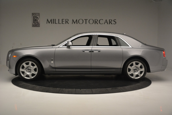Used 2012 Rolls-Royce Ghost for sale Sold at Alfa Romeo of Westport in Westport CT 06880 2