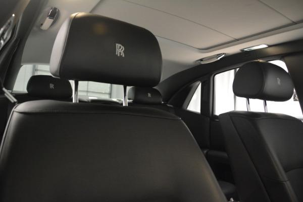 Used 2012 Rolls-Royce Ghost for sale Sold at Alfa Romeo of Westport in Westport CT 06880 23