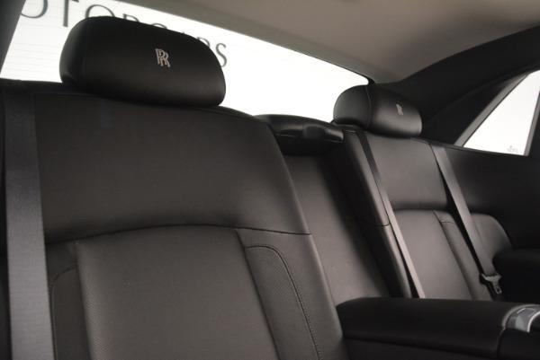 Used 2012 Rolls-Royce Ghost for sale Sold at Alfa Romeo of Westport in Westport CT 06880 26