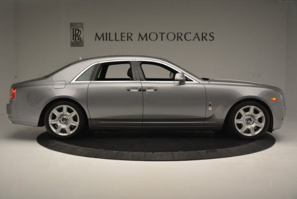 Used 2012 Rolls-Royce Ghost for sale Sold at Alfa Romeo of Westport in Westport CT 06880 8