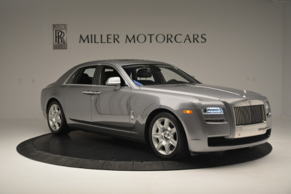 Used 2012 Rolls-Royce Ghost for sale Sold at Alfa Romeo of Westport in Westport CT 06880 9