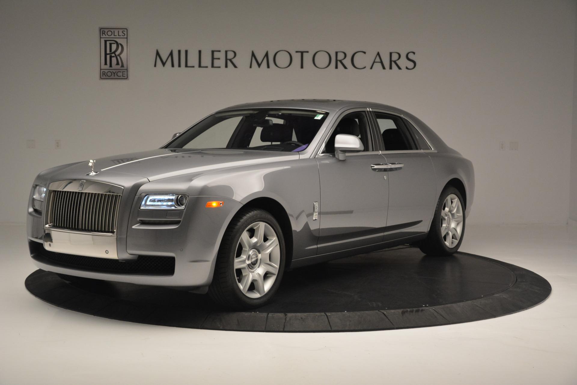 Used 2012 Rolls-Royce Ghost for sale Sold at Alfa Romeo of Westport in Westport CT 06880 1