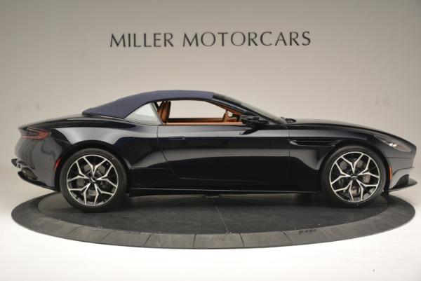 New 2019 Aston Martin DB11 Volante Volante for sale Sold at Alfa Romeo of Westport in Westport CT 06880 16