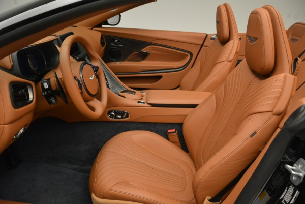 New 2019 Aston Martin DB11 Volante Volante for sale Sold at Alfa Romeo of Westport in Westport CT 06880 20