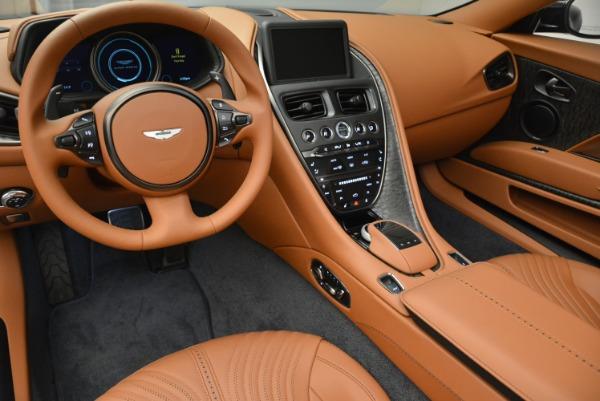 New 2019 Aston Martin DB11 Volante Volante for sale Sold at Alfa Romeo of Westport in Westport CT 06880 21