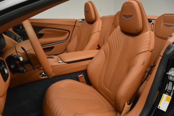 New 2019 Aston Martin DB11 Volante Volante for sale Sold at Alfa Romeo of Westport in Westport CT 06880 22