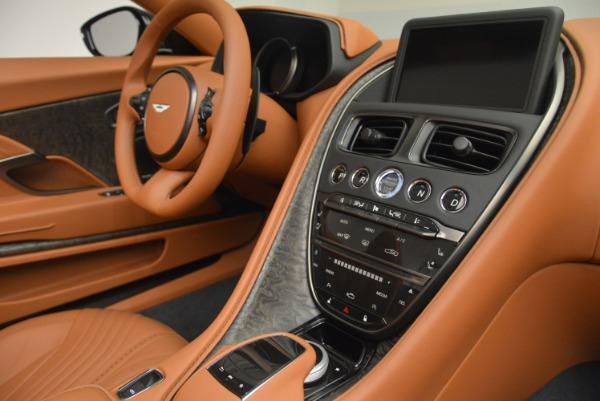 New 2019 Aston Martin DB11 Volante Volante for sale Sold at Alfa Romeo of Westport in Westport CT 06880 26
