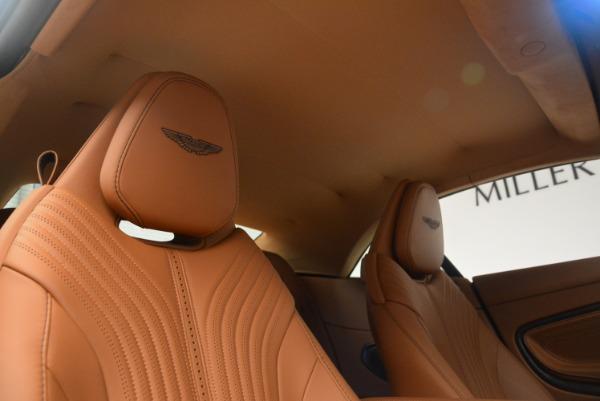 New 2019 Aston Martin DB11 Volante Volante for sale Sold at Alfa Romeo of Westport in Westport CT 06880 27