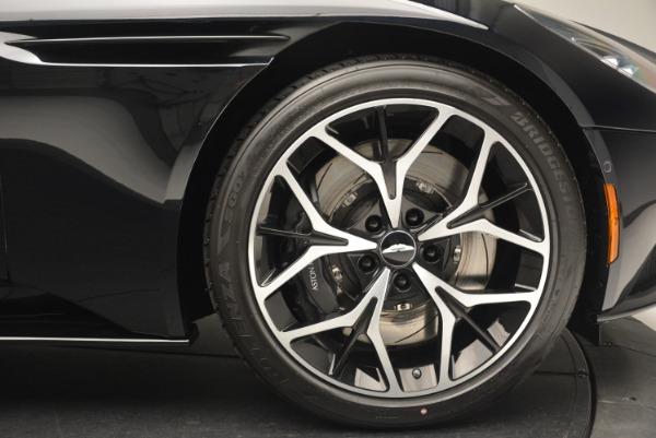 New 2019 Aston Martin DB11 Volante Volante for sale Sold at Alfa Romeo of Westport in Westport CT 06880 28