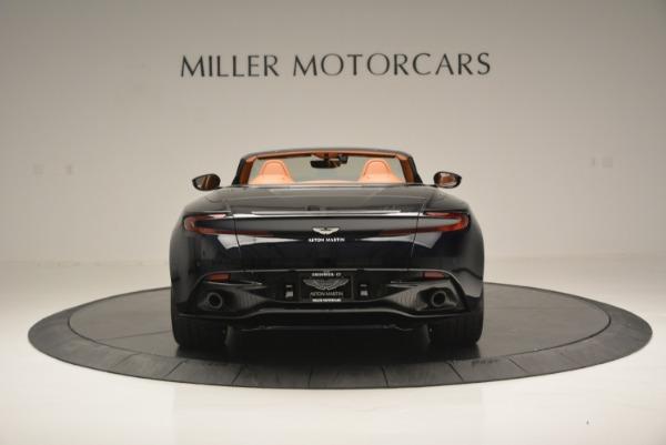 New 2019 Aston Martin DB11 Volante Volante for sale Sold at Alfa Romeo of Westport in Westport CT 06880 6