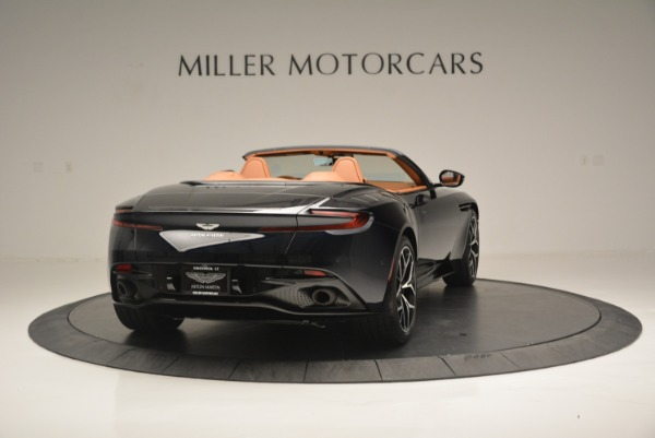 New 2019 Aston Martin DB11 Volante Volante for sale Sold at Alfa Romeo of Westport in Westport CT 06880 7