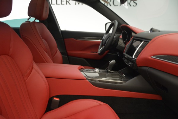 New 2018 Maserati Levante Q4 GranLusso for sale Sold at Alfa Romeo of Westport in Westport CT 06880 21