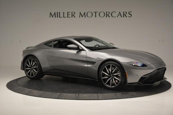 New 2019 Aston Martin Vantage for sale Sold at Alfa Romeo of Westport in Westport CT 06880 10