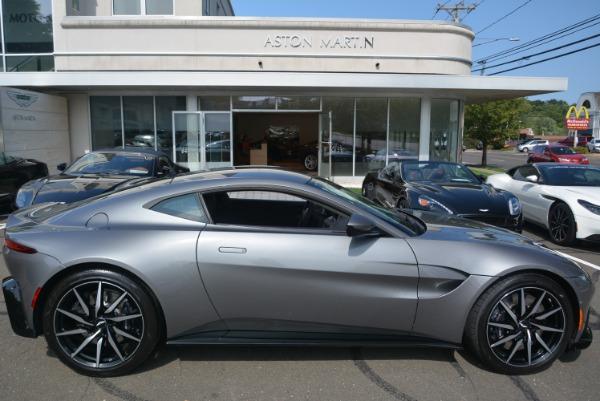 New 2019 Aston Martin Vantage for sale Sold at Alfa Romeo of Westport in Westport CT 06880 22